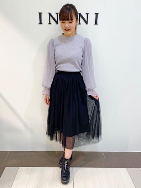 INGNIのコーディネートを紹介します。|Rakuten Fashion(楽天ファッション/旧楽天ブランドアベニュー)1010483