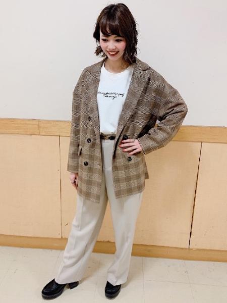 INGNIのコーディネートを紹介します。|Rakuten Fashion(楽天ファッション/旧楽天ブランドアベニュー)1010928