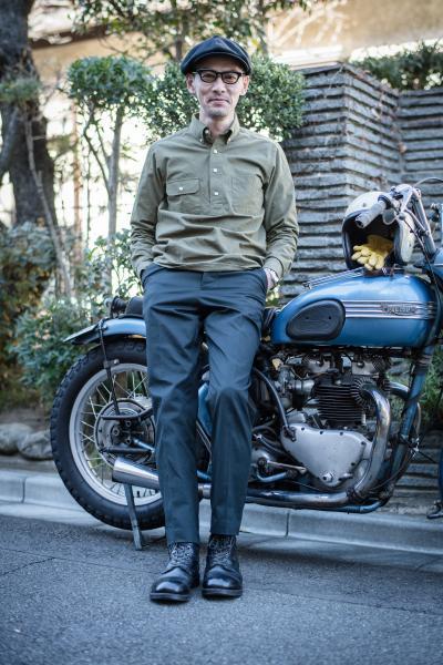 KADOYAのコーディネートを紹介します。|Rakuten Fashion(楽天ファッション/旧楽天ブランドアベニュー)1011421
