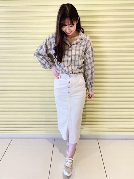 INGNIのコーディネートを紹介します。|Rakuten Fashion(楽天ファッション/旧楽天ブランドアベニュー)1013562