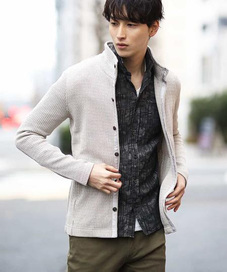 MK MICHEL KLEIN hommeのパンツ/キューブストレッチを使ったコーディネートを紹介します。|Rakuten Fashion(楽天ファッション/旧楽天ブランドアベニュー)1014463