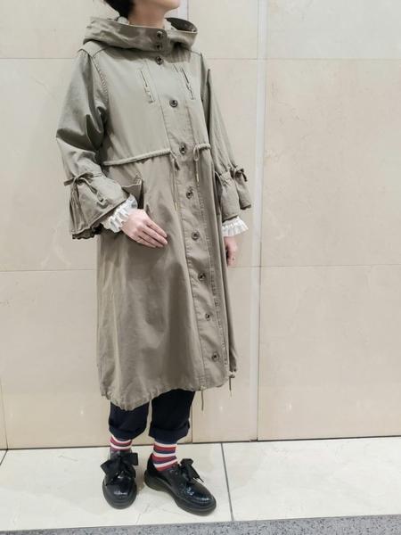 franche lippeeのコーディネイトふりふりP/Oを使ったコーディネートを紹介します。 Rakuten Fashion(楽天ファッション/旧楽天ブランドアベニュー)1014949