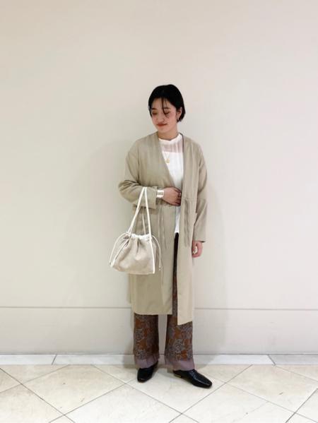ROSE BUDのミュールサンダルを使ったコーディネートを紹介します。|Rakuten Fashion(楽天ファッション/旧楽天ブランドアベニュー)1015041