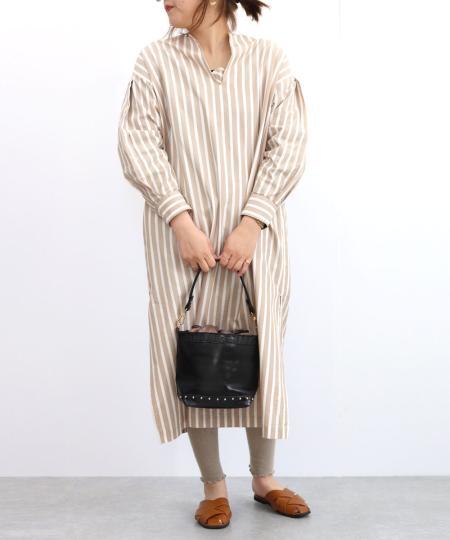 TrysilのT・S・L/2way巾着バケツバッグを使ったコーディネートを紹介します。 Rakuten Fashion(楽天ファッション/旧楽天ブランドアベニュー)1015874