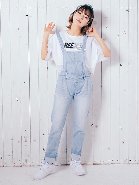 ReebokのWORKOUT PLUSを使ったコーディネートを紹介します。 Rakuten Fashion(楽天ファッション/旧楽天ブランドアベニュー)1015893