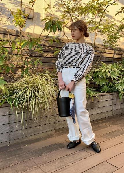 ROPE'の【MarisolONLINE掲載】シルクスカーフを使ったコーディネートを紹介します。|Rakuten Fashion(楽天ファッション/旧楽天ブランドアベニュー)1016168