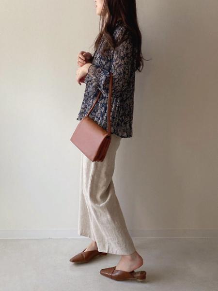Bou JeloudのアコーディオンフラップショルダーBAGを使ったコーディネートを紹介します。|Rakuten Fashion(楽天ファッション/旧楽天ブランドアベニュー)1016340