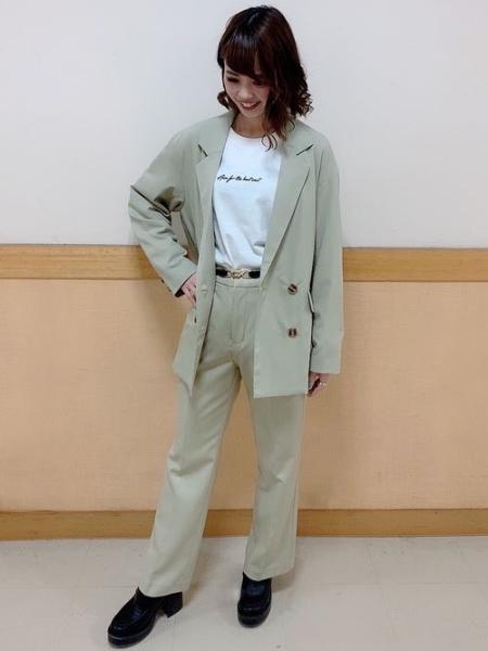 INGNIのコーディネートを紹介します。|Rakuten Fashion(楽天ファッション/旧楽天ブランドアベニュー)1017060