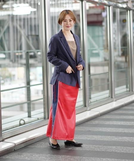 BEAMS WOMENのRay BEAMS / テレコ 2way ヘンリーネック タンクトップを使ったコーディネートを紹介します。|Rakuten Fashion(楽天ファッション/旧楽天ブランドアベニュー)1017572