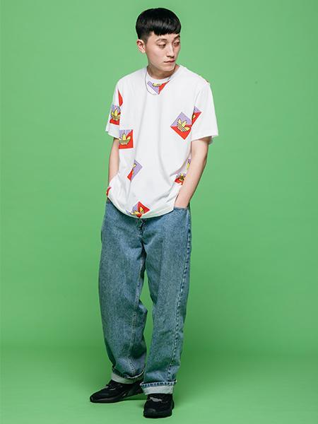 adidasの(U)BUSENITZ VULC IIを使ったコーディネートを紹介します。|Rakuten Fashion(楽天ファッション/旧楽天ブランドアベニュー)1017612