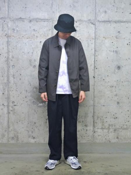 URBAN RESEARCH DOORSのポンチタイダイ染め6分袖Tシャツを使ったコーディネートを紹介します。|Rakuten Fashion(楽天ファッション/旧楽天ブランドアベニュー)1018162