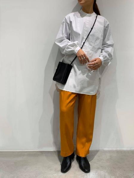 CANAL JEANのvia j/via エコレザースクエアポシェットを使ったコーディネートを紹介します。|Rakuten Fashion(楽天ファッション/旧楽天ブランドアベニュー)1018163