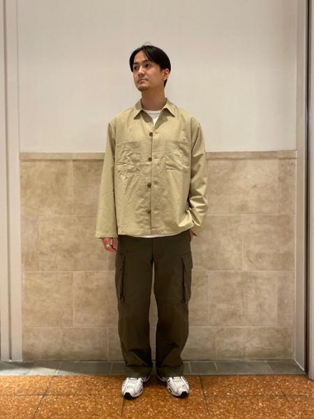 417 EDIFICEのドライタッチトロ カバーオールを使ったコーディネートを紹介します。 Rakuten Fashion(楽天ファッション/旧楽天ブランドアベニュー)1018178