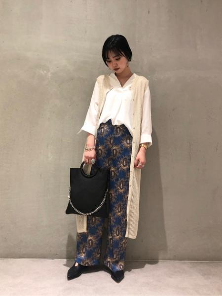ROSE BUDのコーディネートを紹介します。 Rakuten Fashion(楽天ファッション/旧楽天ブランドアベニュー)1018341