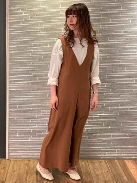 Rouge vif la cleの【最高バレエ】ソフトスクエアトゥ バレエシューズを使ったコーディネートを紹介します。|Rakuten Fashion(楽天ファッション/旧楽天ブランドアベニュー)1018661