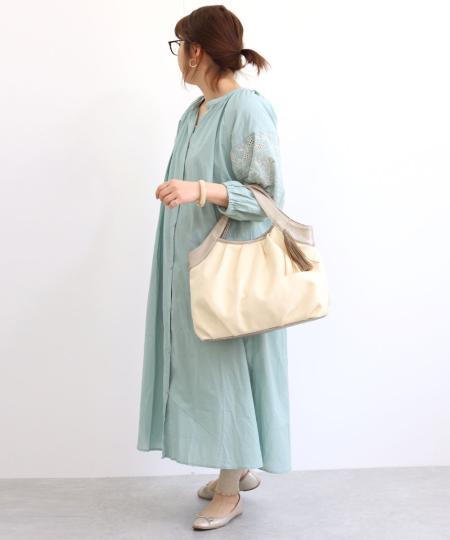 TrysilのT・S・L/ふっくらミニトートバッグを使ったコーディネートを紹介します。|Rakuten Fashion(楽天ファッション/旧楽天ブランドアベニュー)1019432