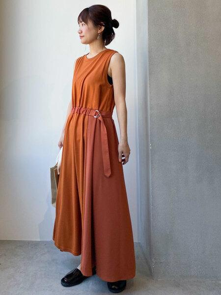 nano・universeのWEB限定/PVCミニトートバッグを使ったコーディネートを紹介します。|Rakuten Fashion(楽天ファッション/旧楽天ブランドアベニュー)1019681