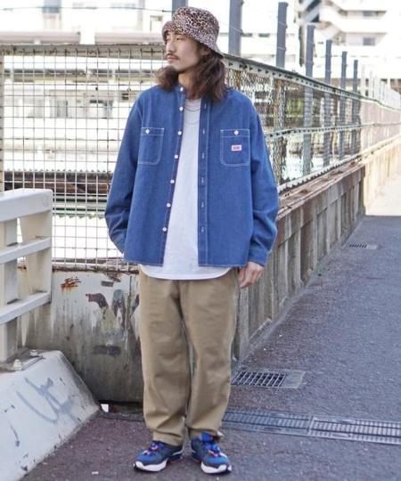 BEAMS MENのGRILLO × BEAMS / 別注 バケット ハットを使ったコーディネートを紹介します。|Rakuten Fashion(楽天ファッション/旧楽天ブランドアベニュー)1020127