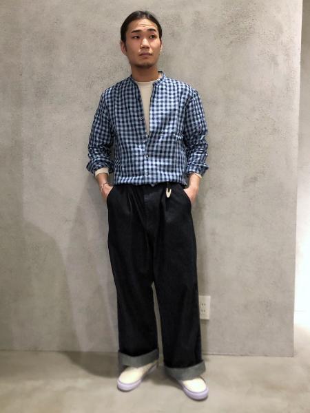 417 EDIFICEのコーディネートを紹介します。|Rakuten Fashion(楽天ファッション/旧楽天ブランドアベニュー)1020852