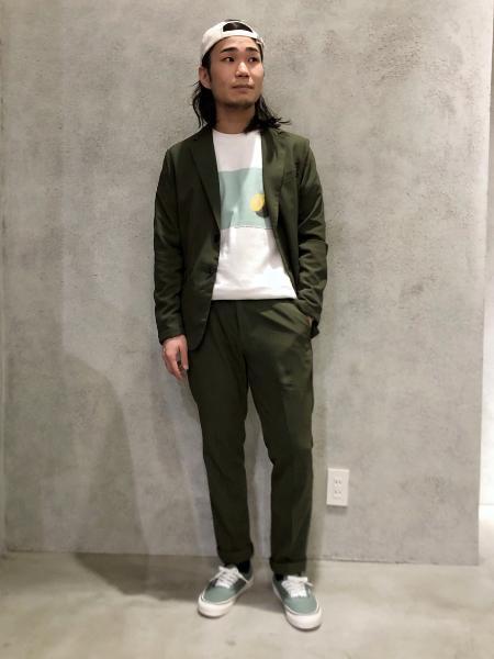 417 EDIFICEのコーディネートを紹介します。|Rakuten Fashion(楽天ファッション/旧楽天ブランドアベニュー)1020854