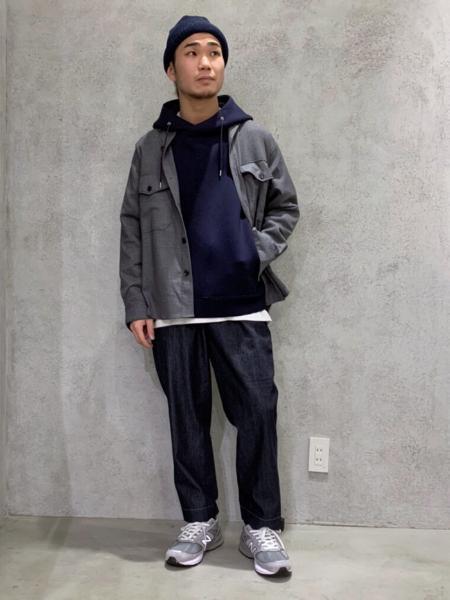 417 EDIFICEのCARREMAN / キャリーマンCPOシャツを使ったコーディネートを紹介します。 Rakuten Fashion(楽天ファッション/旧楽天ブランドアベニュー)1020855