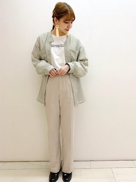 INGNIのコーディネートを紹介します。 Rakuten Fashion(楽天ファッション/旧楽天ブランドアベニュー)1021530