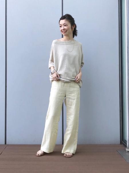 plageのコーディネートを紹介します。|Rakuten Fashion(楽天ファッション/旧楽天ブランドアベニュー)1021886