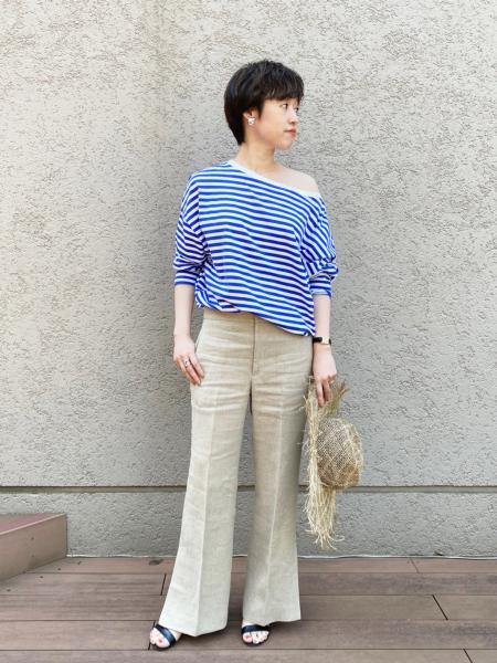 plageのコーディネートを紹介します。|Rakuten Fashion(楽天ファッション/旧楽天ブランドアベニュー)1022593