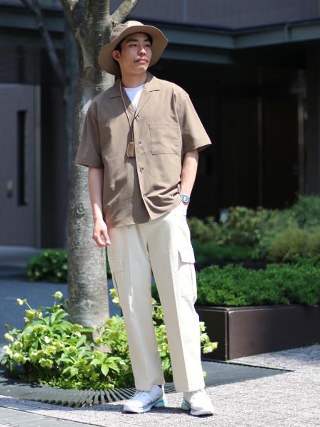 417 EDIFICEのUSACOTTON クルーネック TEEを使ったコーディネートを紹介します。 Rakuten Fashion(楽天ファッション/旧楽天ブランドアベニュー)1022856