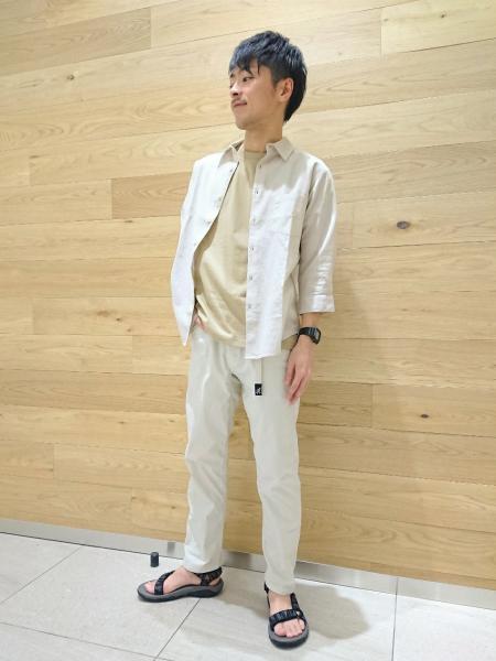 URBAN RESEARCH DOORSのDANTON クルーネック半袖ポケットTシャツを使ったコーディネートを紹介します。|Rakuten Fashion(楽天ファッション/旧楽天ブランドアベニュー)1022859