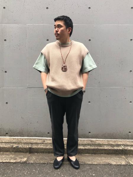 417 EDIFICEのCARREMAN / キャリーマン BUTCHER パンツを使ったコーディネートを紹介します。|Rakuten Fashion(楽天ファッション/旧楽天ブランドアベニュー)1022964