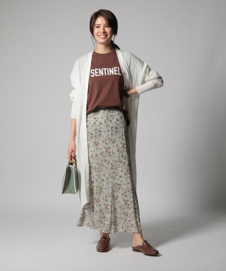BABYLONEの14GハリヌキロングCDを使ったコーディネートを紹介します。|Rakuten Fashion(楽天ファッション/旧楽天ブランドアベニュー)1023302