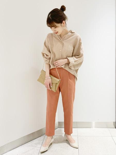 Rouge vif la cleのコーディネートを紹介します。|Rakuten Fashion(楽天ファッション/旧楽天ブランドアベニュー)1023548