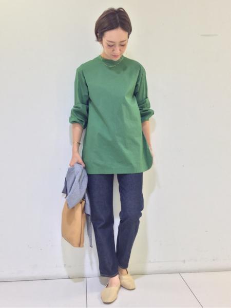 HUMAN WOMANの◆オリジナルスリッポンを使ったコーディネートを紹介します。 Rakuten Fashion(楽天ファッション/旧楽天ブランドアベニュー)1023636
