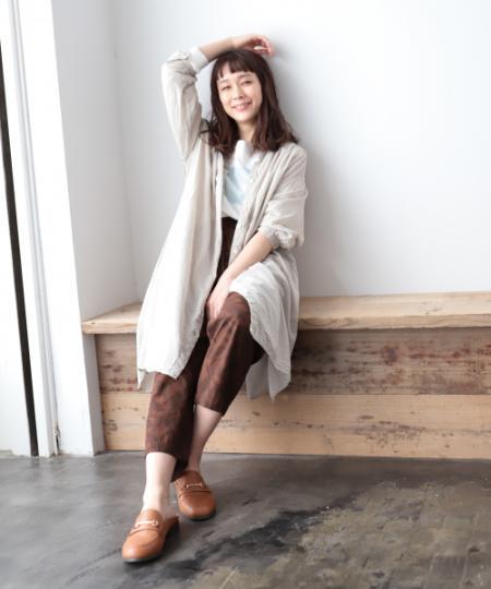 studio CLIPのボイルセイヒンゾメSHOPを使ったコーディネートを紹介します。|Rakuten Fashion(楽天ファッション/旧楽天ブランドアベニュー)1023794