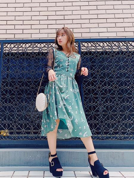 CECIL McBEEのコーディネートを紹介します。|Rakuten Fashion(楽天ファッション/旧楽天ブランドアベニュー)1024728