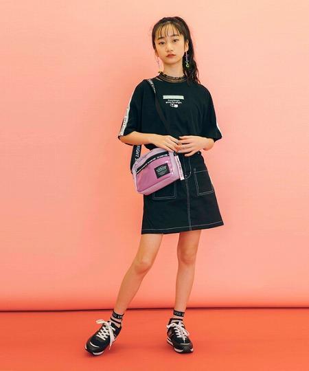 NARUMIYA ONLINEのチュールインナータンクトップを使ったコーディネートを紹介します。 Rakuten Fashion(楽天ファッション/旧楽天ブランドアベニュー)1025003