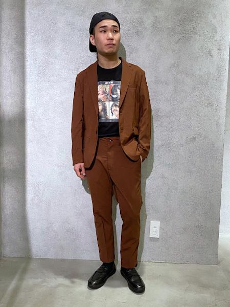 417 EDIFICEの【2点セット】ドライタッチトロ スペシャル セットアップを使ったコーディネートを紹介します。|Rakuten Fashion(楽天ファッション/旧楽天ブランドアベニュー)1025197