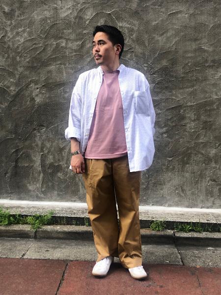 417 EDIFICEの(M)GERMAN TRAINER ACTION LEATHERを使ったコーディネートを紹介します。|Rakuten Fashion(楽天ファッション/旧楽天ブランドアベニュー)1025303