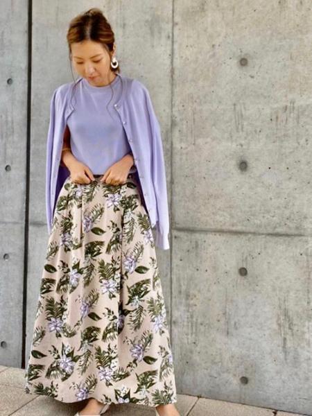 ROPE' PICNICの【新色追加】【ウォッシャブル】ゼロスリーブニットプルオーバーを使ったコーディネートを紹介します。 Rakuten Fashion(楽天ファッション/旧楽天ブランドアベニュー)1025364
