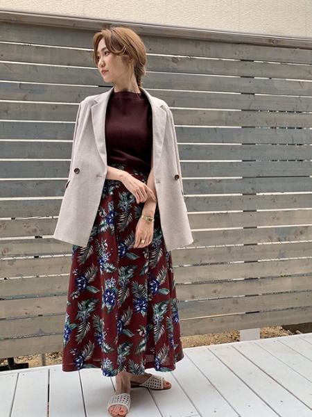 ROPE' PICNICの【新色追加】ノースリーブペプラムトップスを使ったコーディネートを紹介します。 Rakuten Fashion(楽天ファッション/旧楽天ブランドアベニュー)1025368