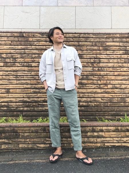 BAYFLOWのコーディネートを紹介します。|Rakuten Fashion(楽天ファッション/旧楽天ブランドアベニュー)1026362