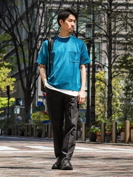 EDIFICEの【foot the coacher / フット ザ コーチャー】 別注 S.S.SHOESを使ったコーディネートを紹介します。|Rakuten Fashion(楽天ファッション/旧楽天ブランドアベニュー)1026537
