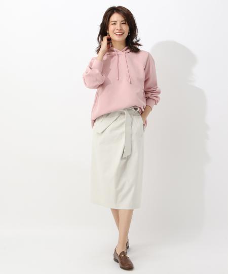 BABYLONEのシェルタリングタックタイトSKを使ったコーディネートを紹介します。|Rakuten Fashion(楽天ファッション/旧楽天ブランドアベニュー)1026566