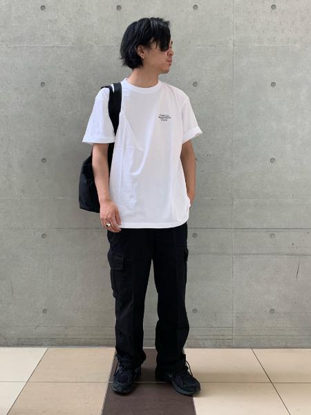417 EDIFICEのFDS プリントT S/Sを使ったコーディネートを紹介します。 Rakuten Fashion(楽天ファッション/旧楽天ブランドアベニュー)1027203