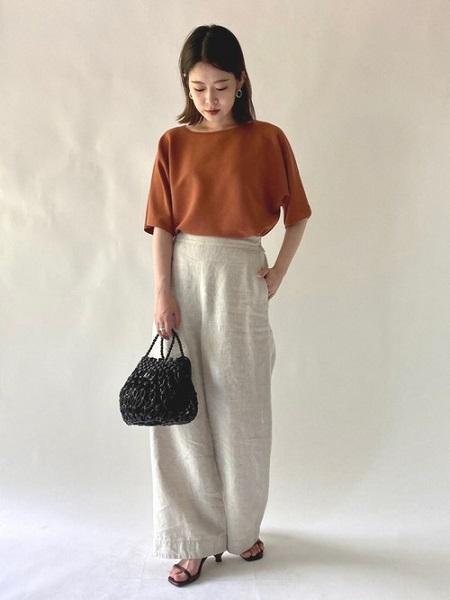 UNITED ARROWS green label relaxingのFFCNEWメッシュ2WAYバッグを使ったコーディネートを紹介します。|Rakuten Fashion(楽天ファッション/旧楽天ブランドアベニュー)1028022
