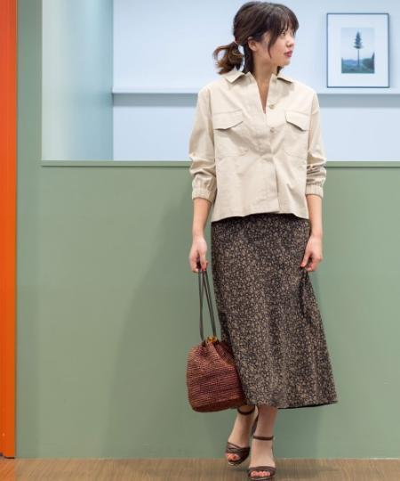 NATURAL BEAUTY BASICのコーディネートを紹介します。|Rakuten Fashion(楽天ファッション/旧楽天ブランドアベニュー)1028133