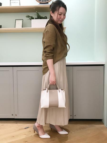 LOWELL Thingsの【2WAY】 切り替えコンビショルダーを使ったコーディネートを紹介します。|Rakuten Fashion(楽天ファッション/旧楽天ブランドアベニュー)1028935