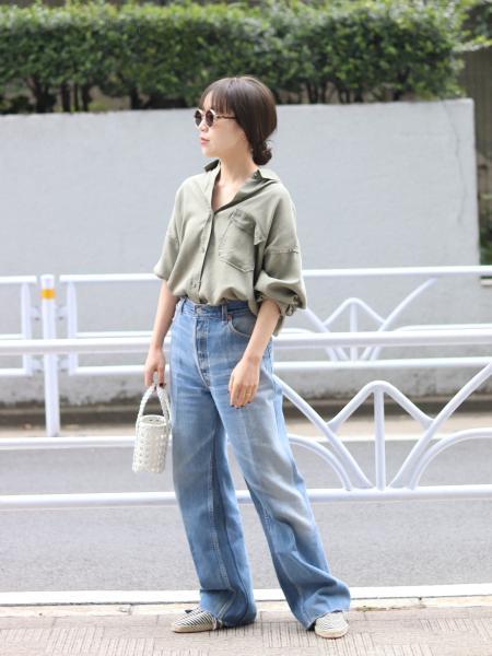 plageのコーディネートを紹介します。|Rakuten Fashion(楽天ファッション/旧楽天ブランドアベニュー)1029465