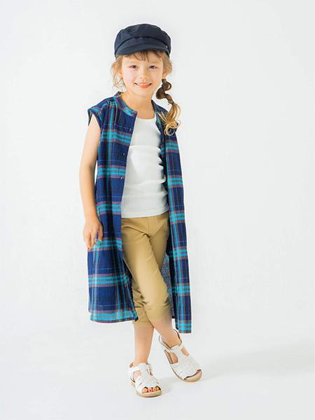BRANSHESの合皮サンダルを使ったコーディネートを紹介します。|Rakuten Fashion(楽天ファッション/旧楽天ブランドアベニュー)1029535